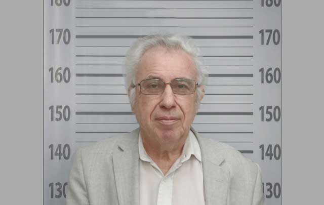 Mugshot of David Levy, RCL director and scammer